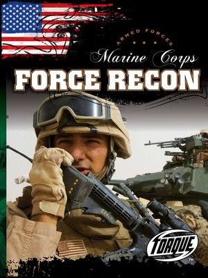 cover image of Marine Corps Force Recon