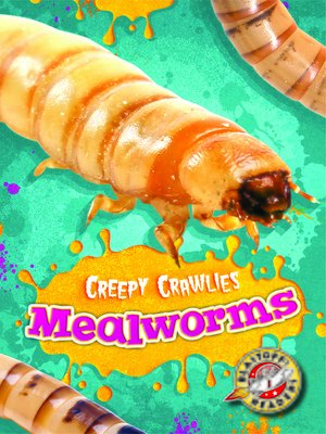 cover image of Mealworms