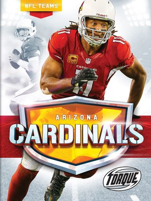 cover image of The Arizona Cardinals Story