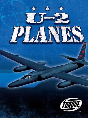 cover image of U-2 Planes