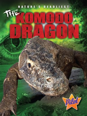 cover image of The Komodo Dragon