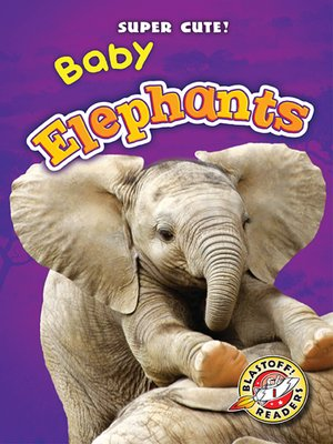 cover image of Baby Elephants