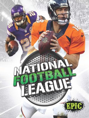 cover image of National Football League