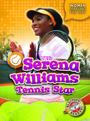 cover image of Serena Williams: Tennis Star