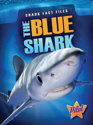 cover image of The Blue Shark