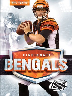 cover image of The Cincinnati Bengals Story