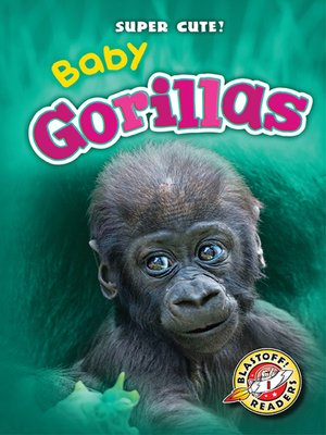 cover image of Baby Gorillas