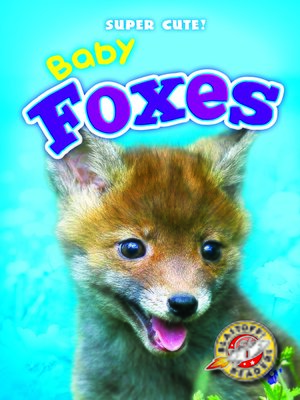 cover image of Baby Foxes