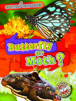 cover image of Butterfly or Moth?