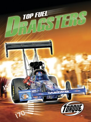 cover image of Top Fuel Dragsters