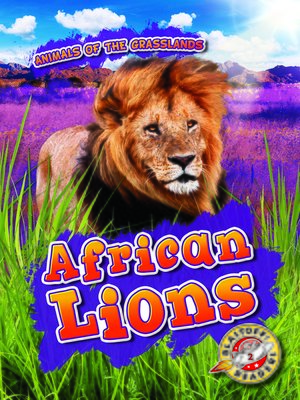 cover image of African Lions
