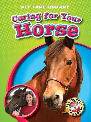 cover image of Caring for Your Horse