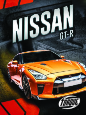 cover image of Nissan GT-R