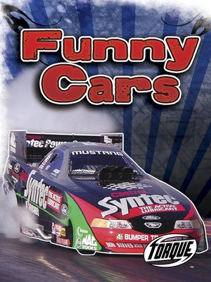 cover image of Funny Cars