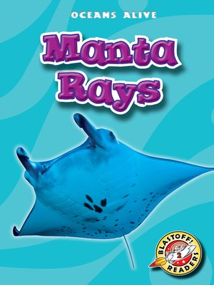 cover image of Manta Rays