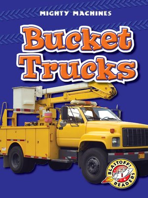 cover image of Bucket Trucks