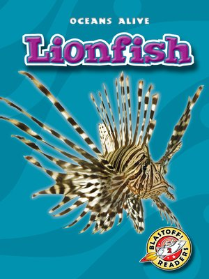 cover image of Lionfish