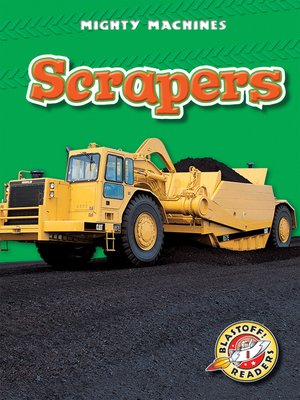 cover image of Scrapers