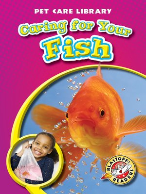 cover image of Caring for Your Fish