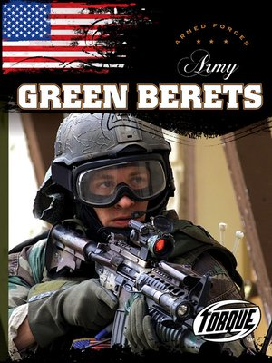 cover image of Army Green Berets