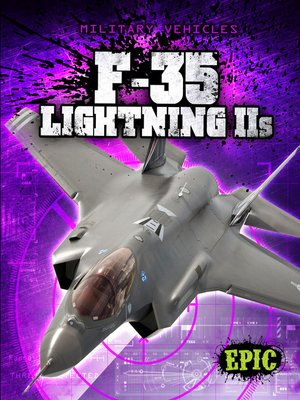 cover image of F-35 Lightning II s