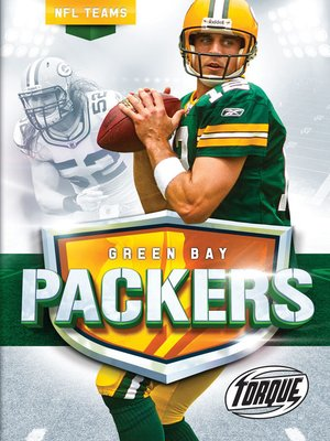 cover image of The Green Bay Packers Story