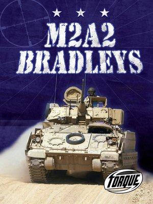 cover image of M2A2 Bradleys