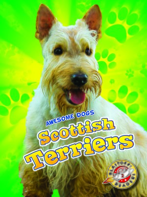 cover image of Scottish Terriers