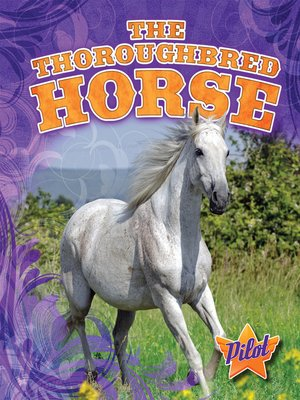 cover image of The Thoroughbred Horse