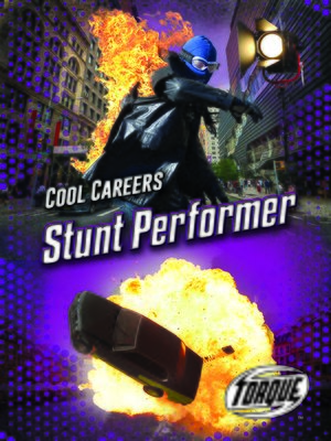 cover image of Stunt Performer