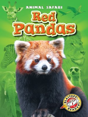 cover image of Red Pandas