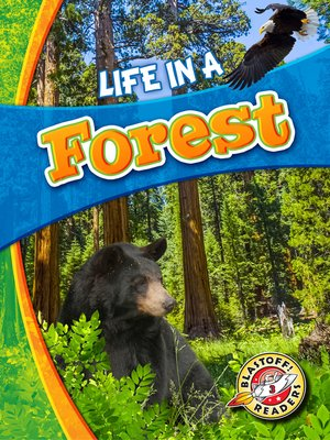 cover image of Life in a Forest
