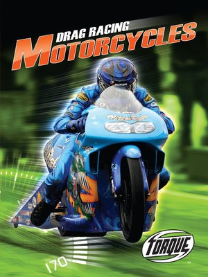 cover image of Drag Racing Motorcycles