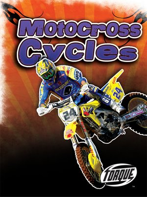 cover image of Motocross Cycles