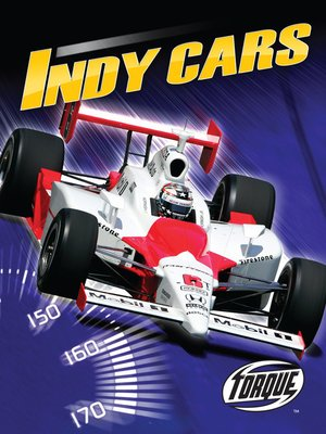cover image of Indy Cars