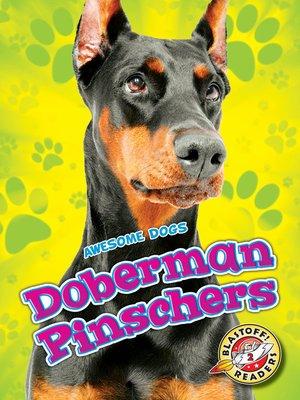 cover image of Doberman Pinschers