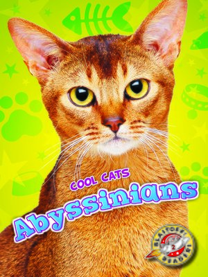 cover image of Abyssinians