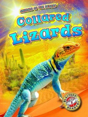 cover image of Collared Lizards
