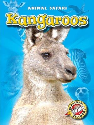 cover image of Kangaroos