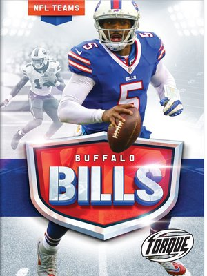 cover image of The Buffalo Bills Story