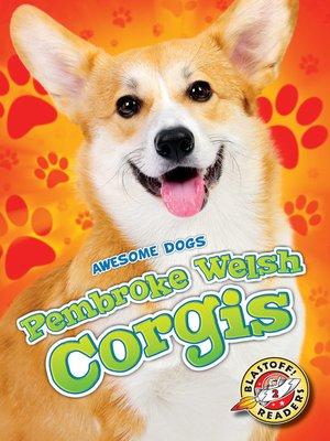 cover image of Pembroke Welsh Corgis