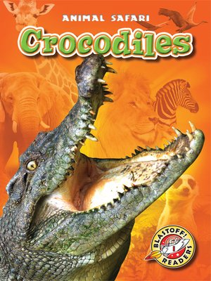 cover image of Crocodiles
