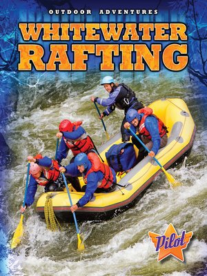 cover image of Whitewater Rafting