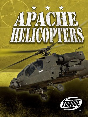 cover image of Apache Helicopters