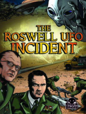 cover image of The Roswell UFO Incident
