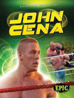 cover image of John Cena
