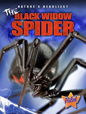 cover image of The Black Widow Spider