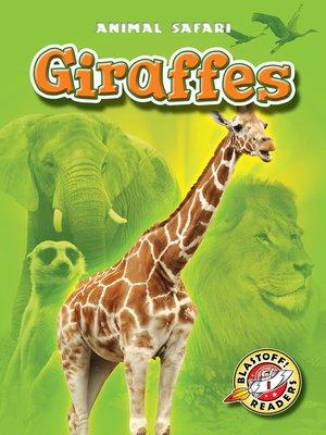 cover image of Giraffes