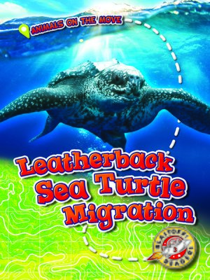 cover image of Leatherback Sea Turtle Migration