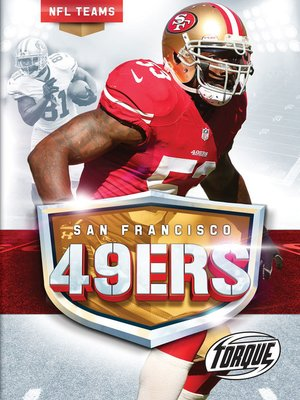 cover image of The San Francisco 49ers Story
